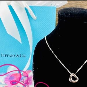 Tiffany & Co. necklace! * with Tiffany box